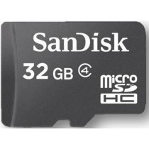 Cartão Micro SD 32GB Sandisk