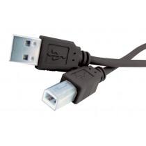 Cabo de Dados para Impressora USB 2.0 1,8m