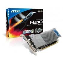 MSI N210 1GB DDR3 - 1GD3/HLP
