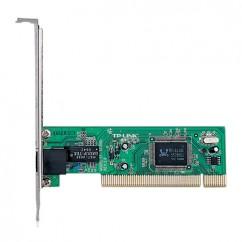 PLACA DE REDE  PCI 10/100 TP-LINK TF-3239DL REALTEK RTL8139D (FULL DUPLEX ATE 200MB/S)