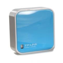 ROUTER TP-LINK TL-WR702N 150MB ANTENA Interna Menor Router do Mundo (1 Porta WAN/LAN)