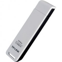 ADAPTADOR WIRELESS TP-LINK TL-WN821N USB 300M