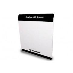WIFI USB KAIOMY OUTDOOR WA-54U1000 300MB/S 14DBI 1000MW CABO 8M - OEM