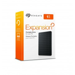 HD Seagate Externo Portátil Expansion USB 3.0 1TB Preto STEA1000400