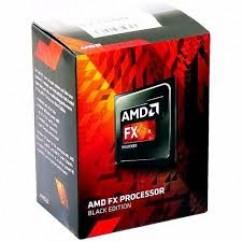 PROCESSADOR AMD FX-6300, BLACK EDITION, CACHE 8MB, 3.5GHZ (4.1GHZ MAX TURBO), AM3+ FD6300WMHK BOX