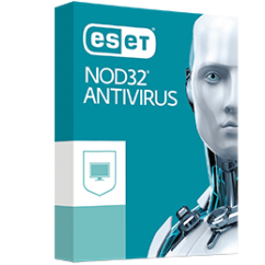 ESET NOD32 ANTIVIRUS HOME EDITION - BOX 1 PC