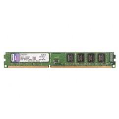 MEMORIA DDR3 4GB 1600MHZ KINGSTON CL11 KVR16N11S8/4