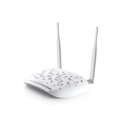 VDSL & ADSL TP-LINK MODEM WIFI ROTEADOR WIRELESS N VDSL2 USB 300MBPS TD-W9970 - 3G/4G DONGLE